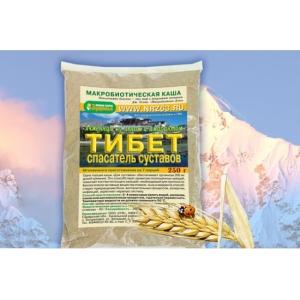 Макробиотическая каша «Тибет» курс 4 пачки