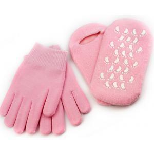 Комплект для SPA процедур (перчатки и носочки)
