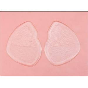 Прозрачные гелевые подушечки для обуви