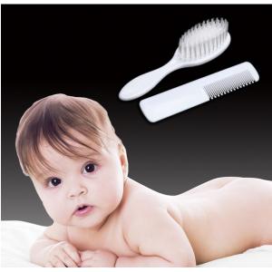 Набор для новорожденных - расческа и гребень