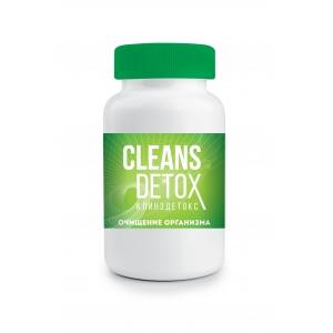 CleansDETOX уникальный ФИТО-СОРБЕНТ нового поколения для чистки организма и нормализации веса