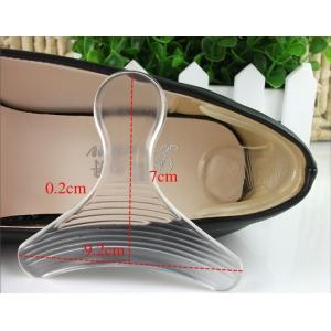 Силиконовый вкладыш для регулирования размера обуви 2 шт
