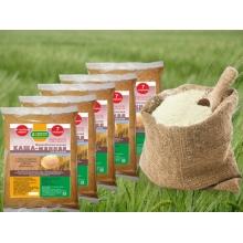 Каша-пшеничная со льном для очищения кишечника 200 г.