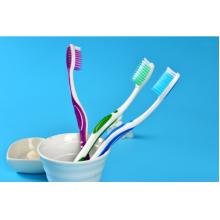 Зубная щетка средней жесткости №3312