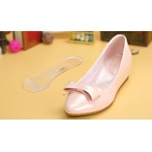 Прозрачные ультрамягкие стельки для женской обуви
