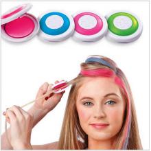 Разноцветные мелки для волос