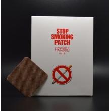 Никотиновые пластыри Stop Smoking Patch от курения 3 шт