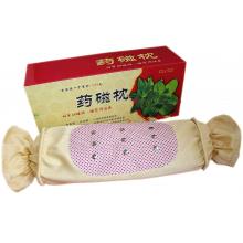 Турмалиновая подушка-валик с 36 видами трав (без коробки)