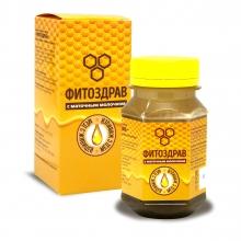 Фитоздрав - мед с маточным молочком
